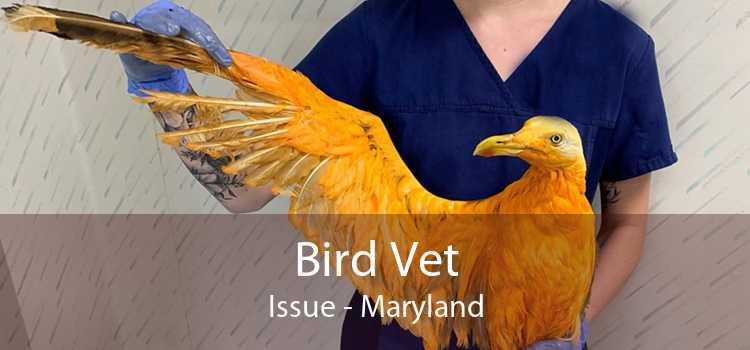 Bird Vet Issue - Maryland