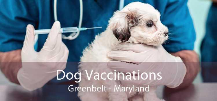 Dog Vaccinations Greenbelt - Maryland