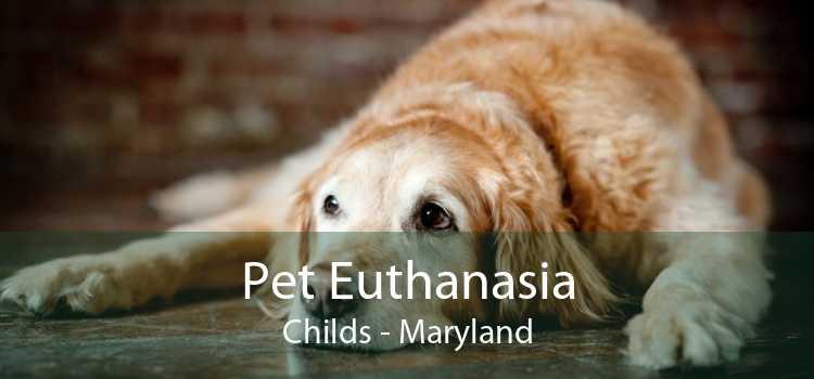 Pet Euthanasia Childs - Maryland